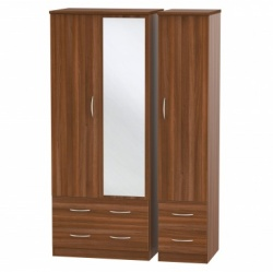 Avon 3 door wardrobes